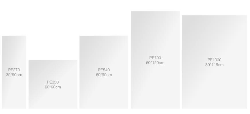 Ic paneli bijeli veličine
